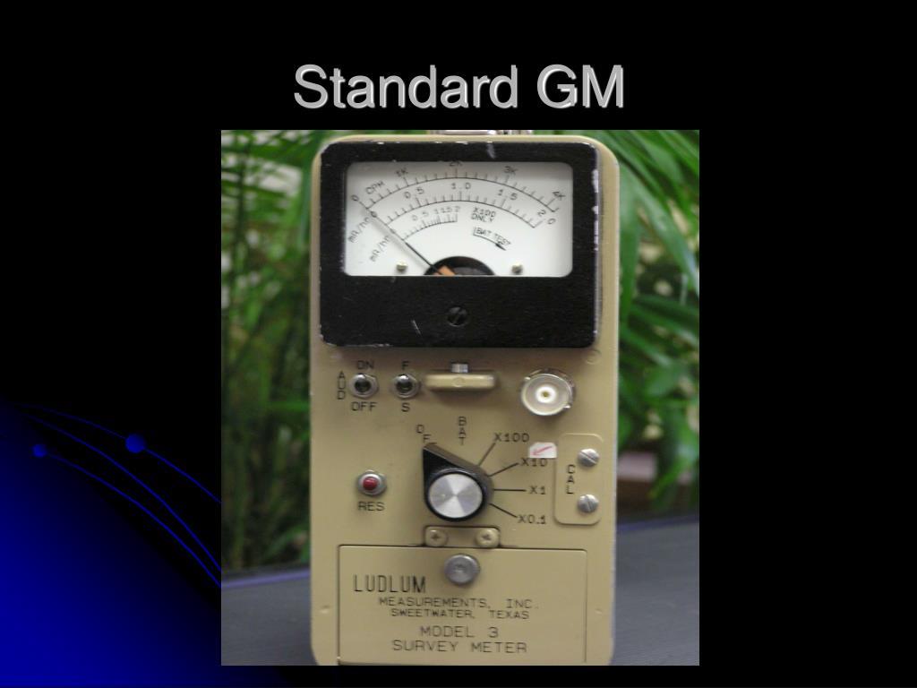 Standard GM