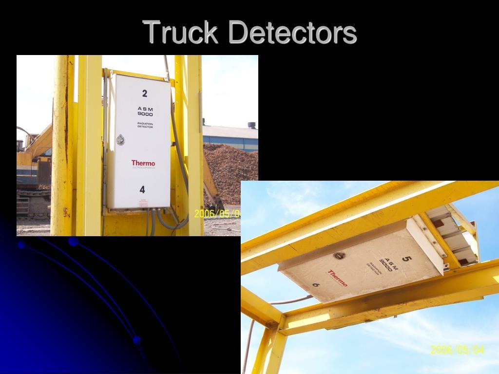 Truck Detectors