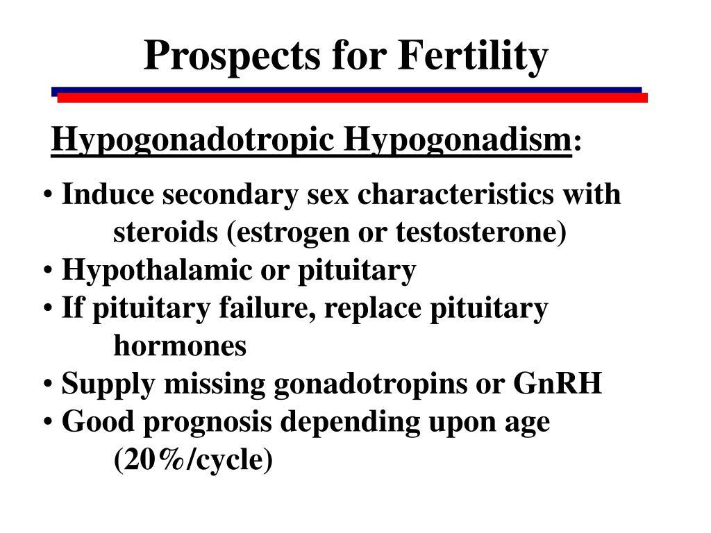 Prospects for Fertility