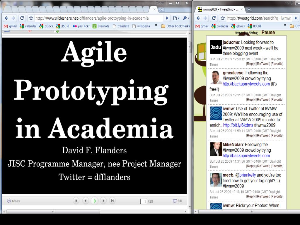 PPT - Agile Prototyping in Academia PowerPoint Presentation - ID:240963