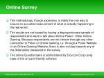 online survey3