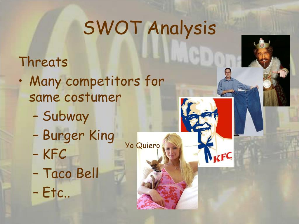burger king swot analysis essay