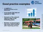 good practice examples18