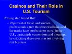 casinos and their role in u s tourism14