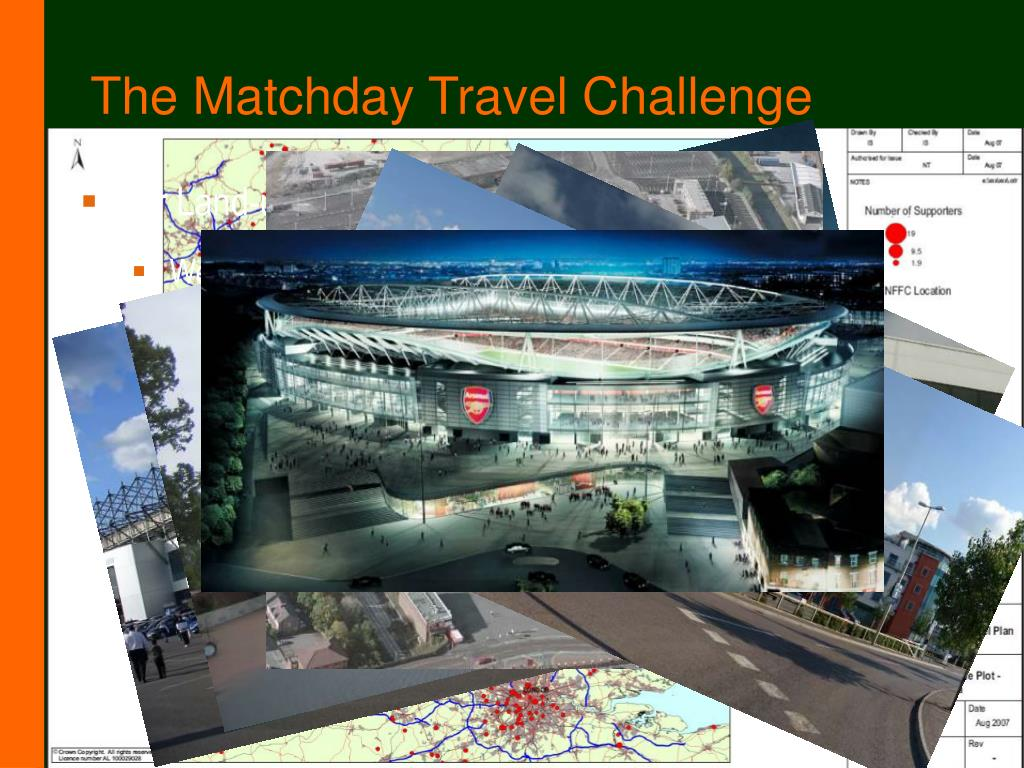 The Matchday Travel Challenge