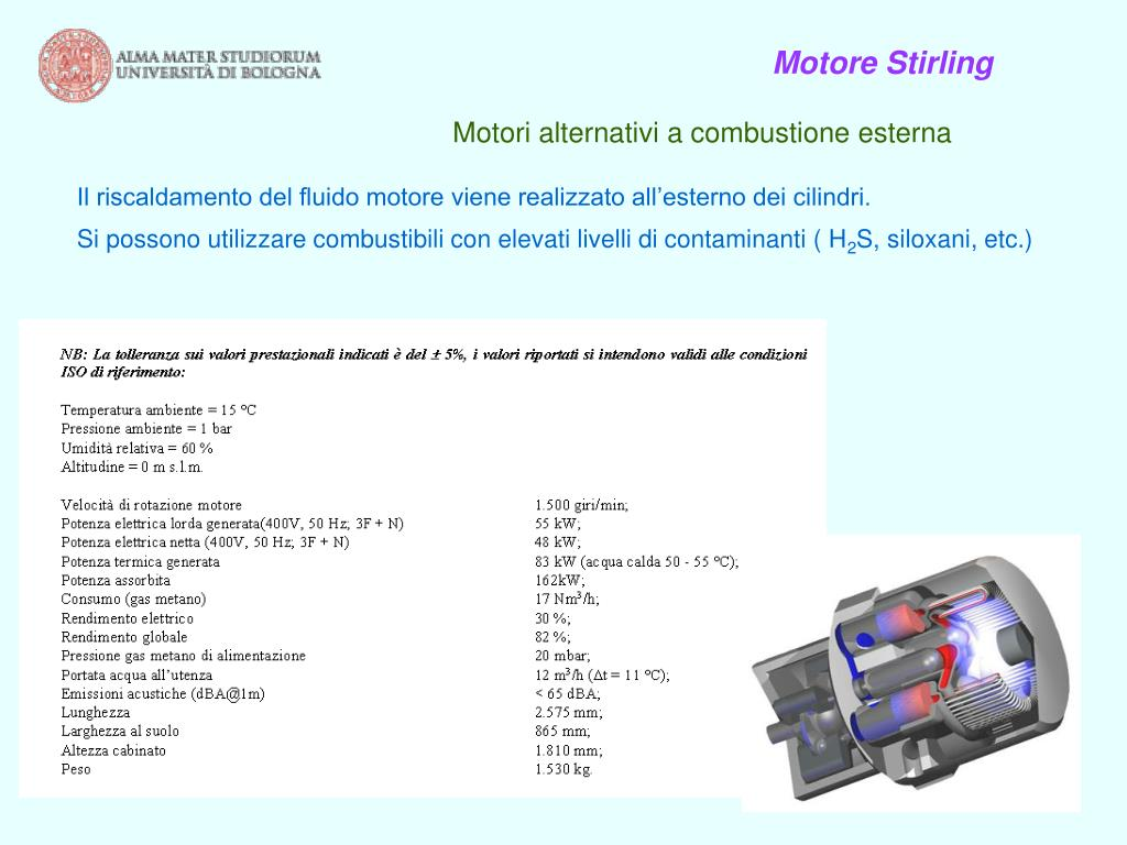 Motore Stirling