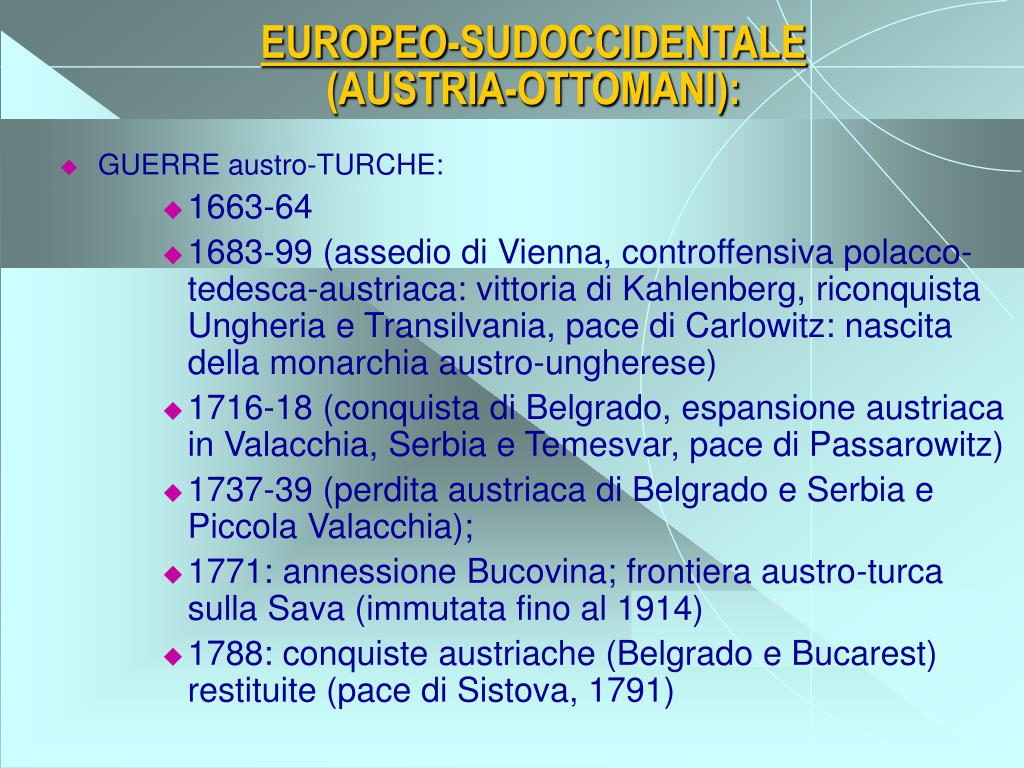 EUROPEO-SUDOCCIDENTALE