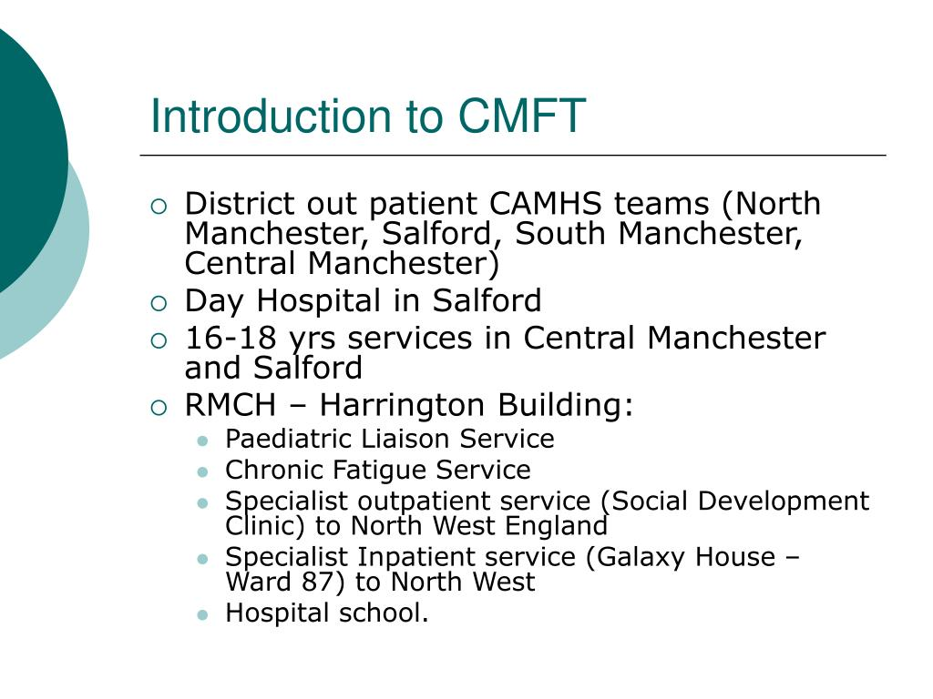Introduction to CMFT