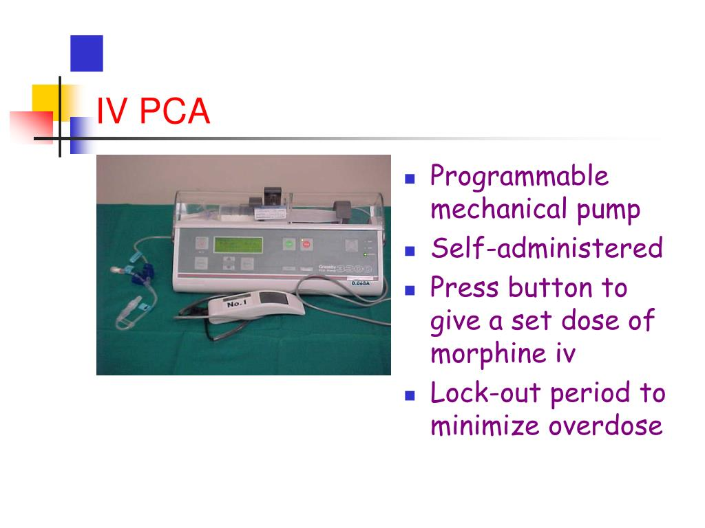 IV PCA