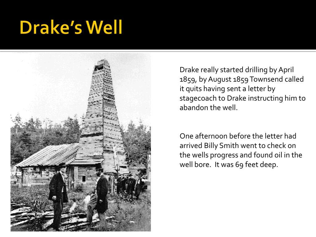 Drake's Well