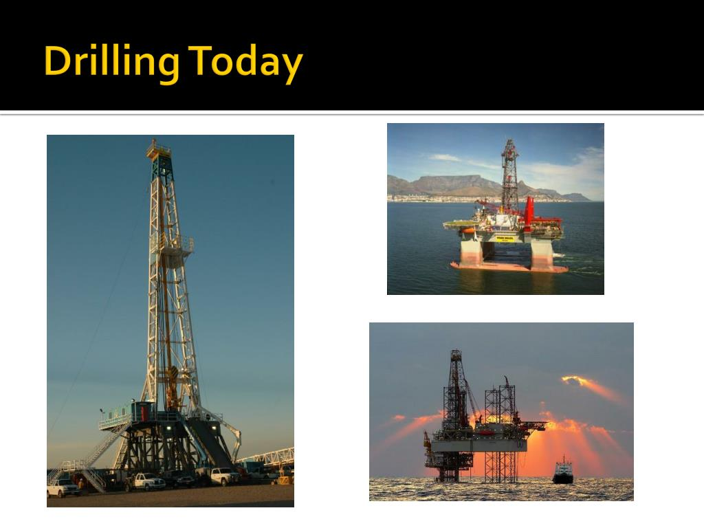 Drilling Today
