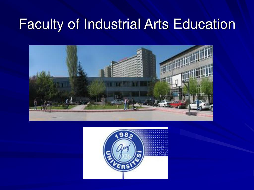 Faculty of Industrial Arts Education