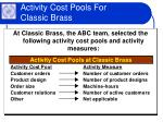 step 1 identify and define activities and activity cost pools34