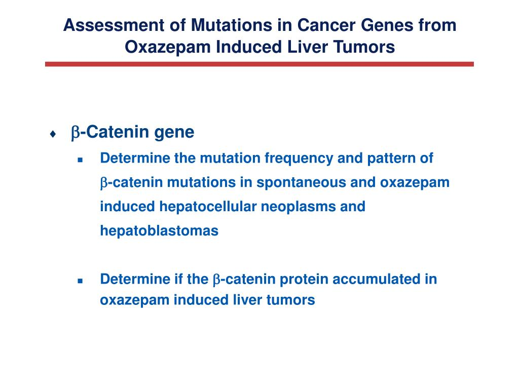 Assessment of Mutations in Cancer Genes from