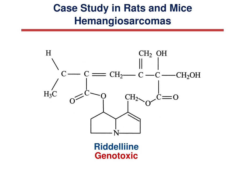 Case Study in Rats and Mice