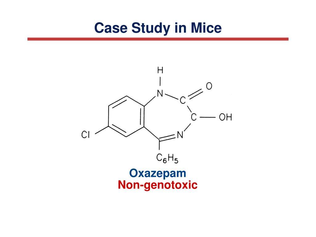 Case Study in Mice
