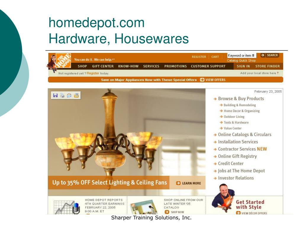 homedepot.com