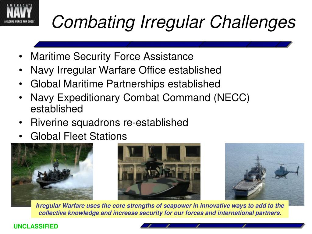 Maritime Security Force Assistance
