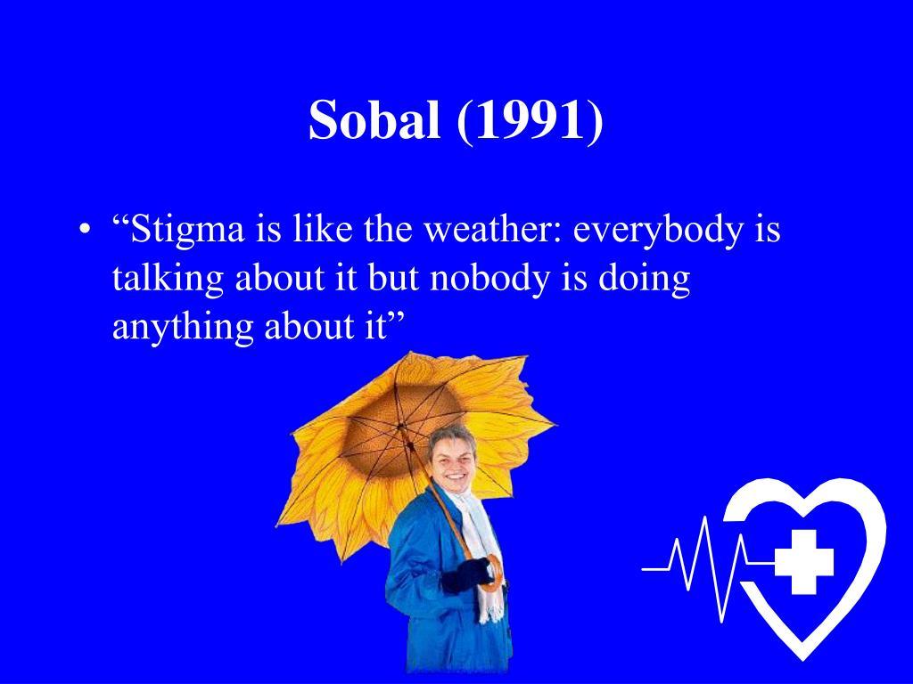 Sobal (1991)