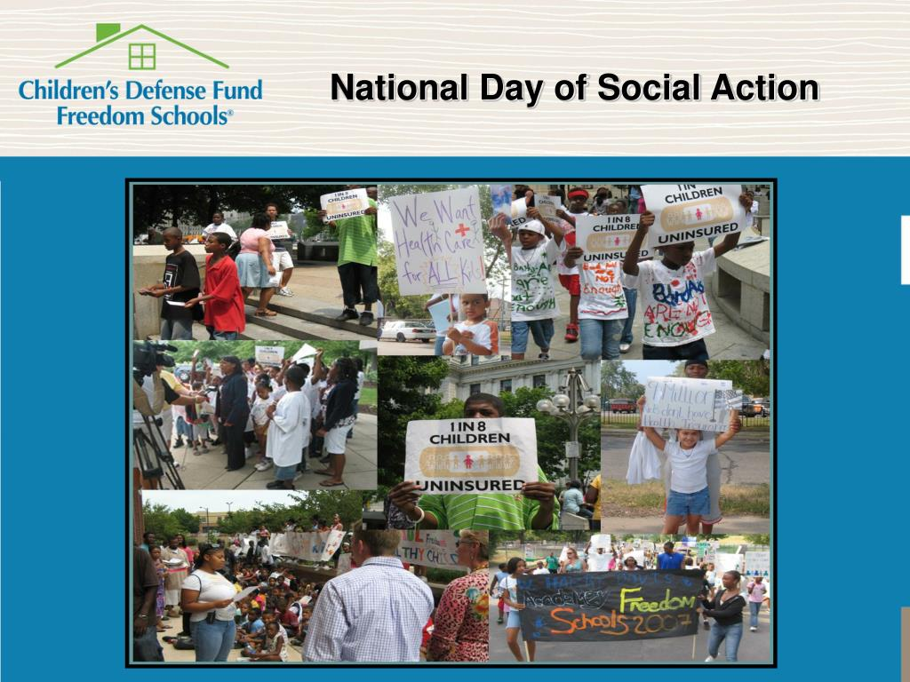 National Day of Social Action