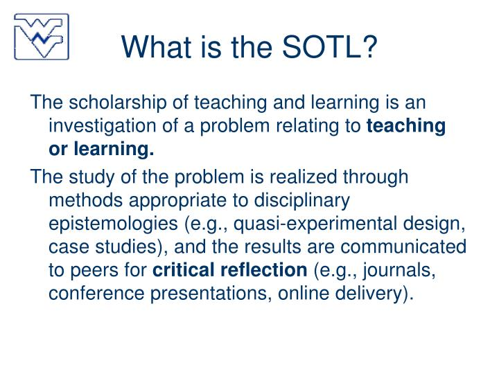 What is the sotl