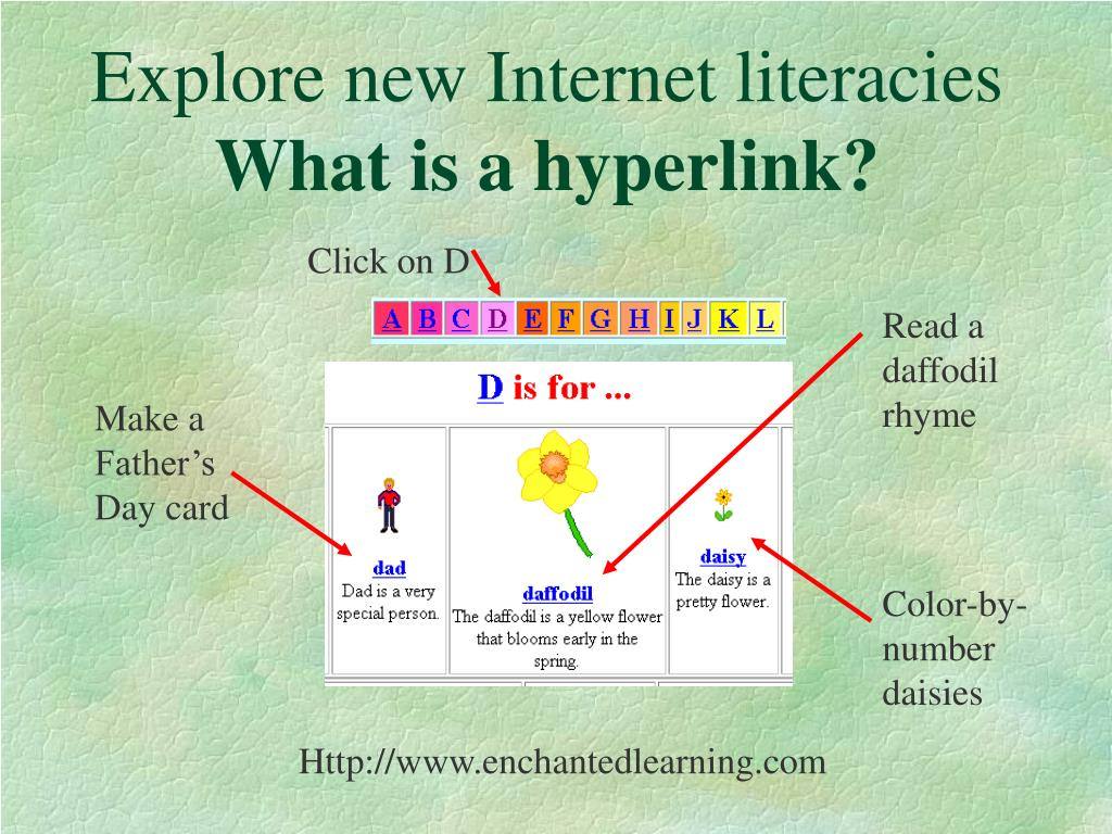 Explore new Internet literacies