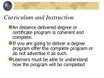 curriculum and instruction5