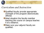 curriculum and instruction7