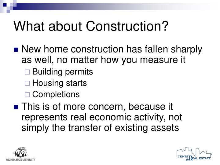 What about Construction?