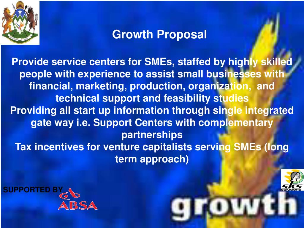 Growth Proposal