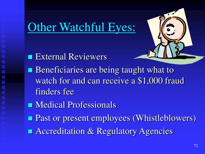 Other Watchful Eyes: