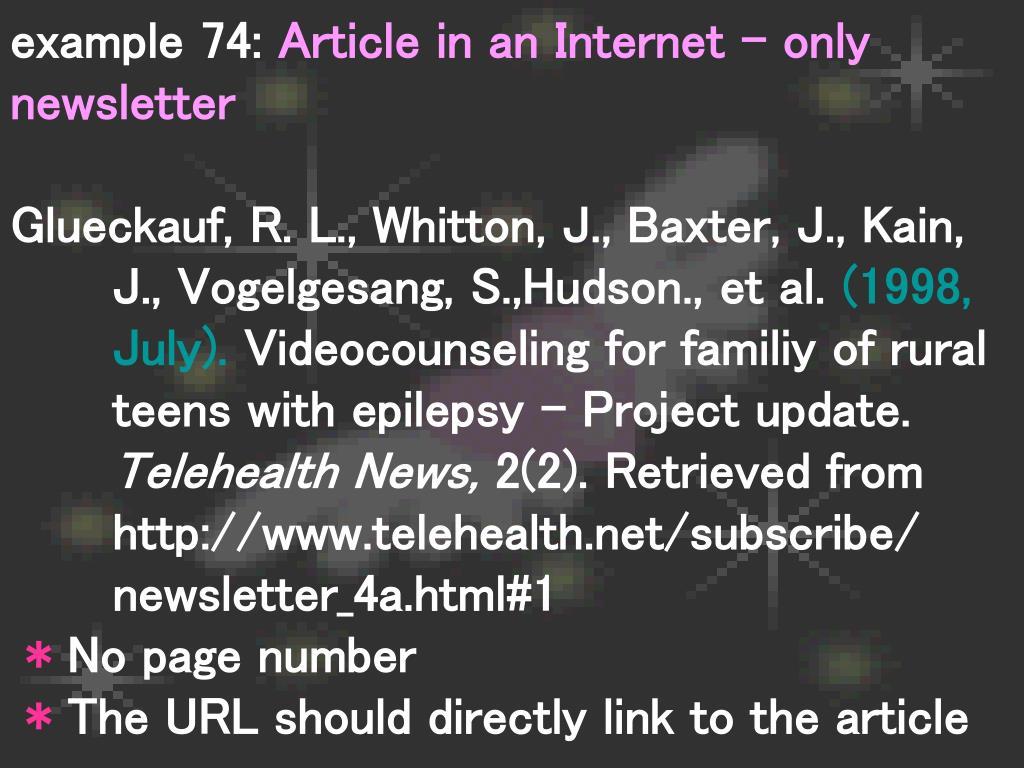example 74: