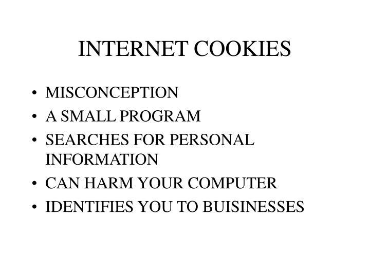 Internet cookies3