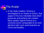 the avatar1