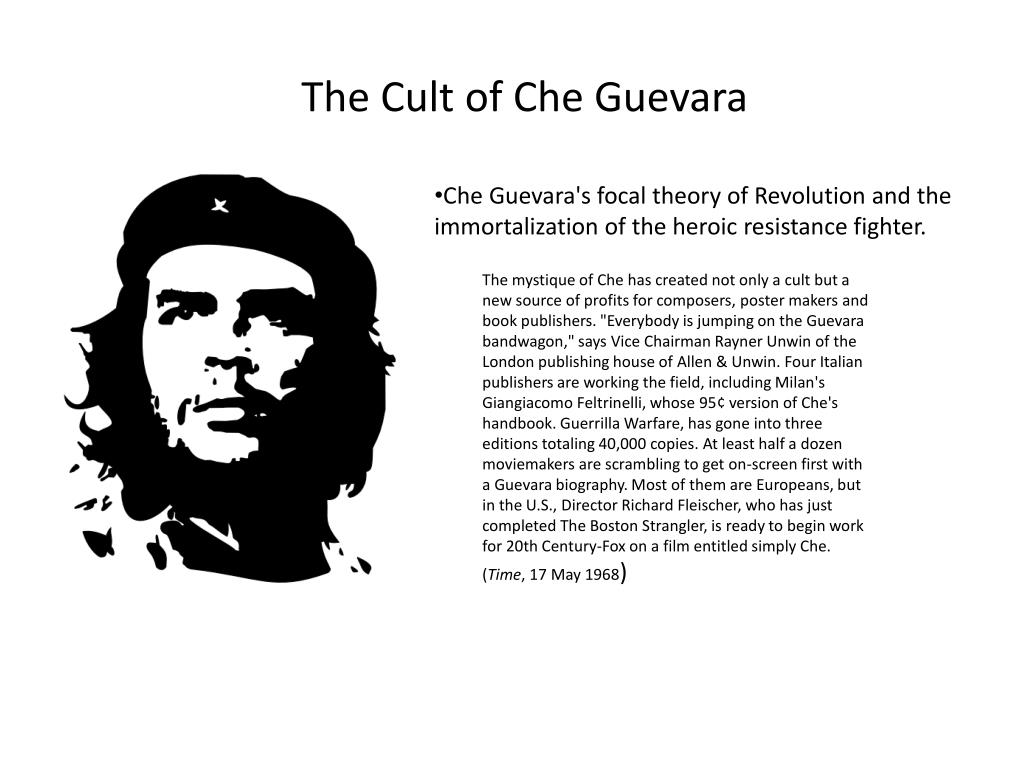 The Cult of Che Guevara
