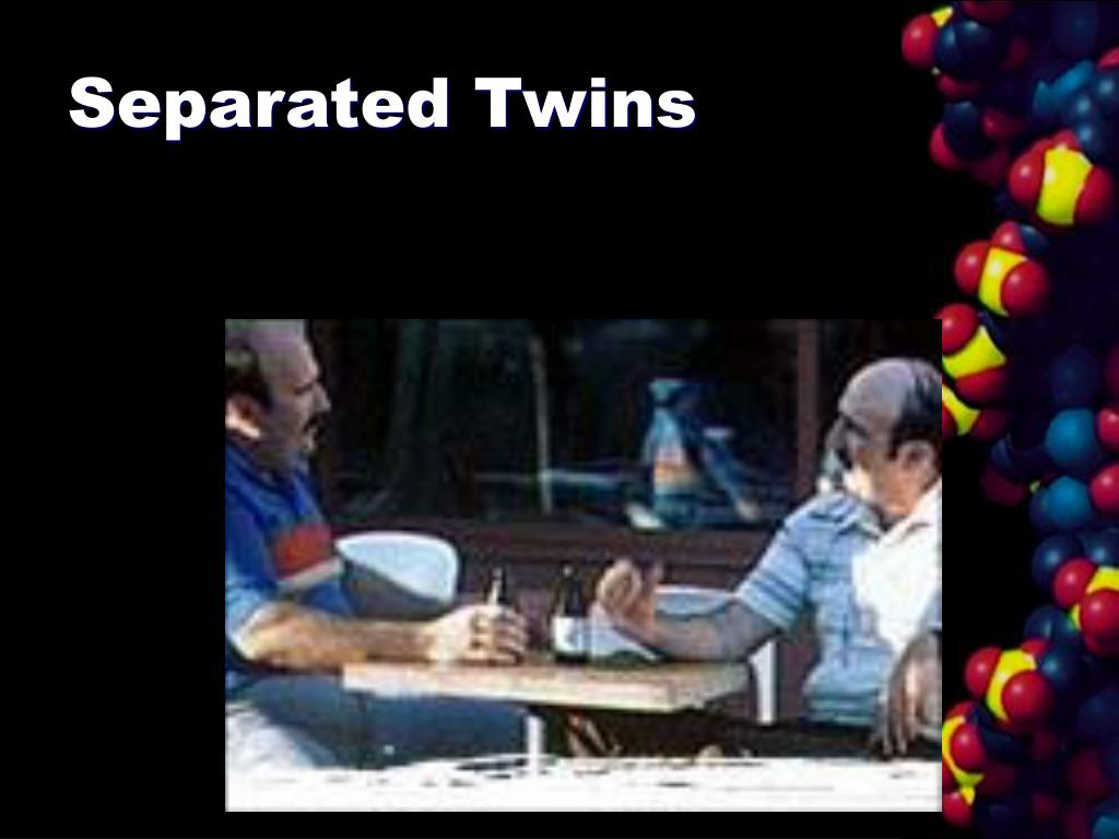 Separated Twins