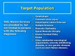 target population41