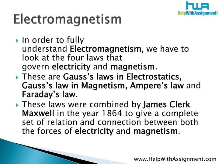 Electromagnetism3