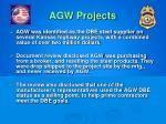 agw projects