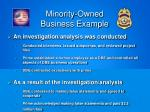 minority owned business example22