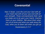covenantal
