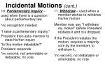 incidental motions cont1