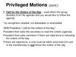 privileged motions cont1