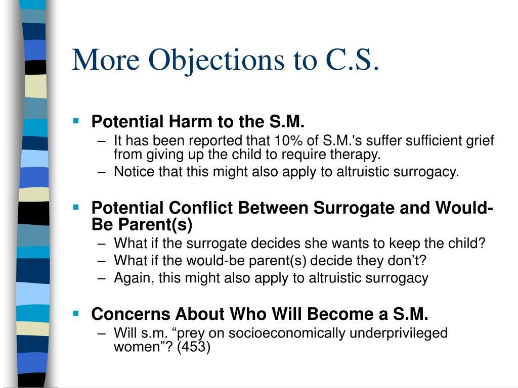 More Objections to C.S.