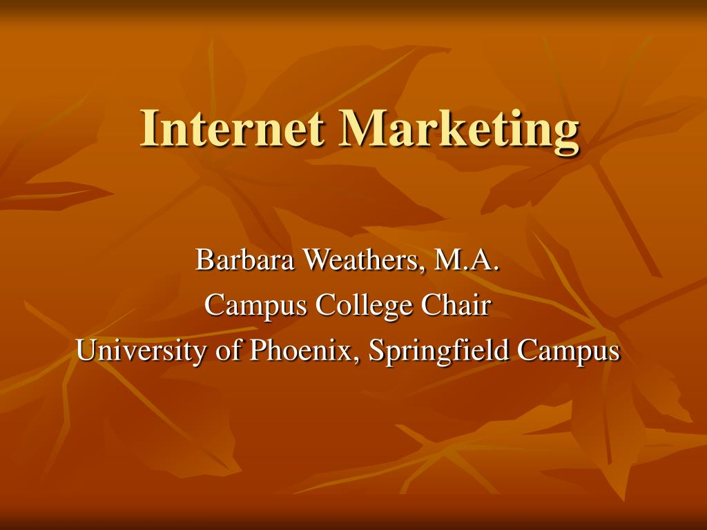 internet marketing l.