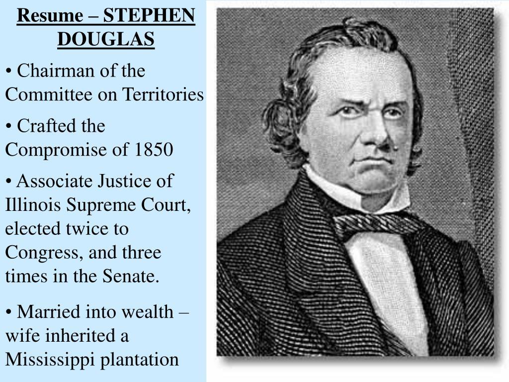 Resume – STEPHEN DOUGLAS