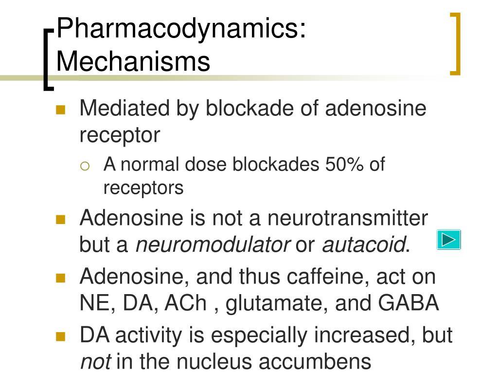 Pharmacodynamics: Mechanisms