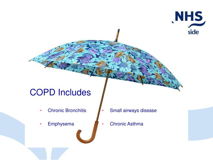 COPD Includes