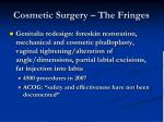 cosmetic surgery the fringes41