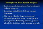 examples of state special projects16